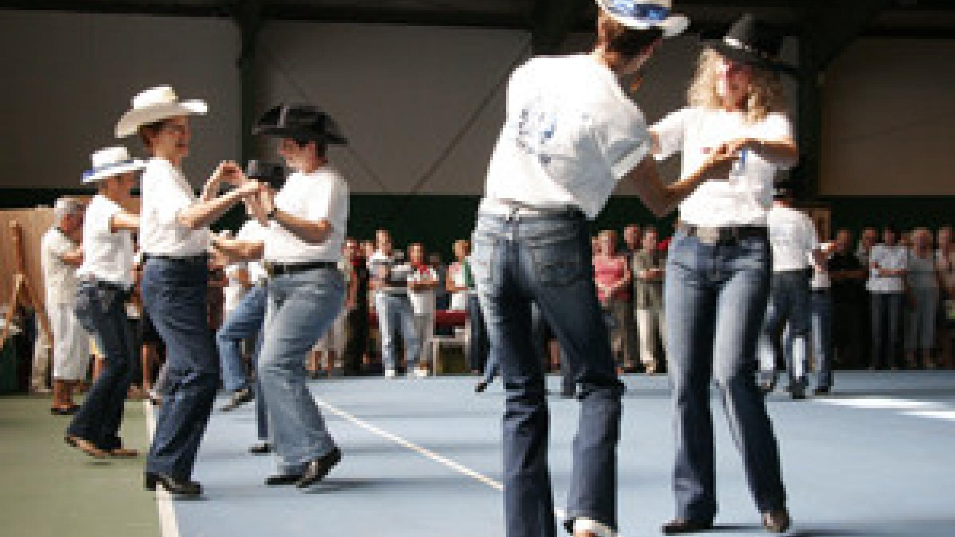 INITIATION DANSE COUNTRY