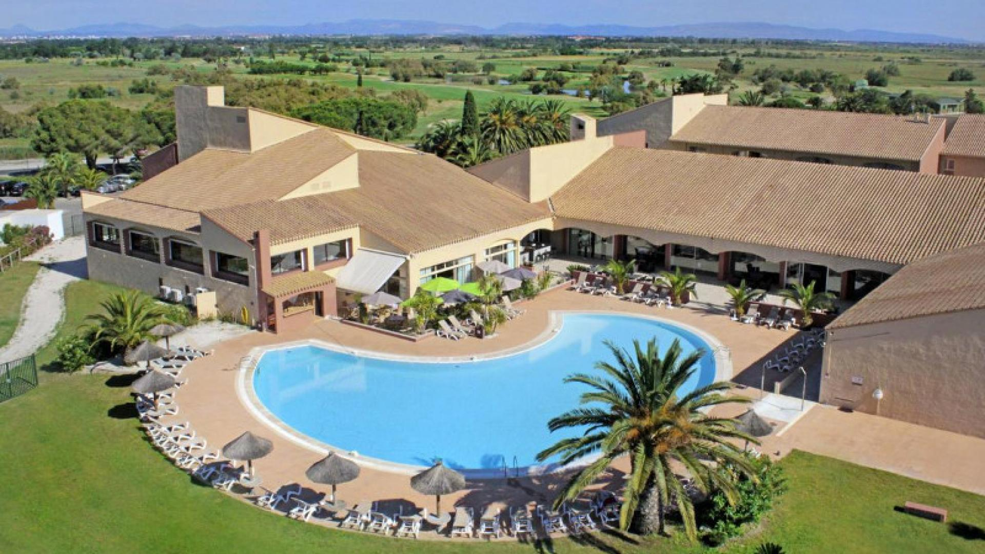 HOTEL LE MAS D'HUSTON GOLF ET SPA